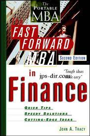 Finance- Mba In Finance