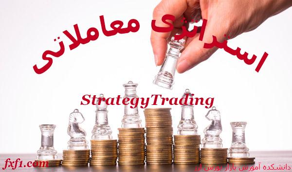 استراتژی های معاملاتی