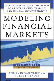 Benjamin Van Vliet – 2004 – Modeling Financial Markets  Using Visual Basic Net And Databases To C