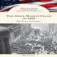 Brenda Lange – The Stock Market Crash of 1929 The End of Prosperity