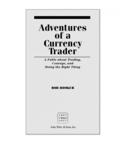 BOOKER Rob – Wiley Adventures of a Currency Trader 230p