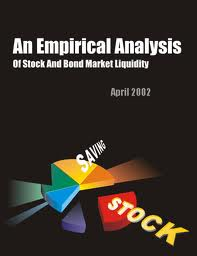 An Empirical tahlil Of Stock And Bond Market Liquidity