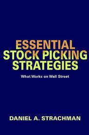 Daniel A Strachman Essential Stock Picking Strategies