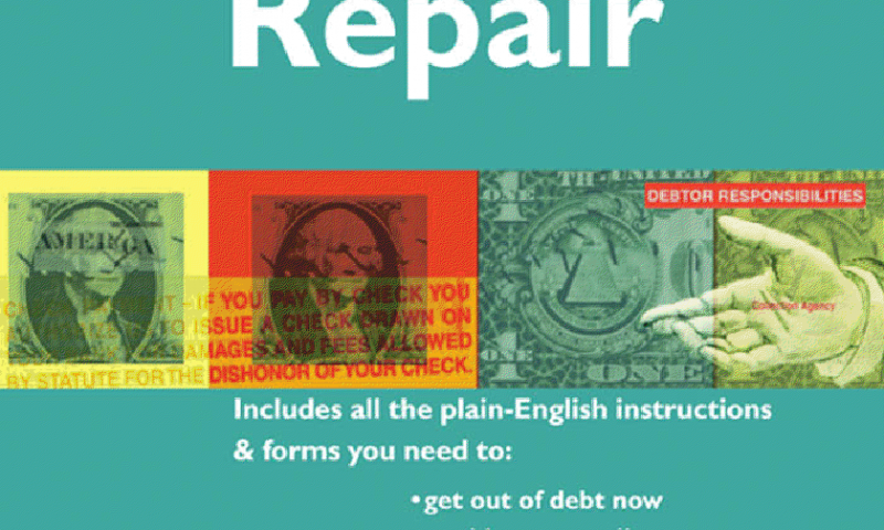 Credit Repair 6th Ed by Nolo Press