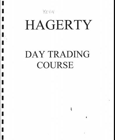 Kevin Hagerty – Day Trading Course