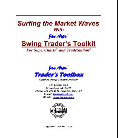 Jan L Arps – Surfing The Market Waves – The Swing Trader's