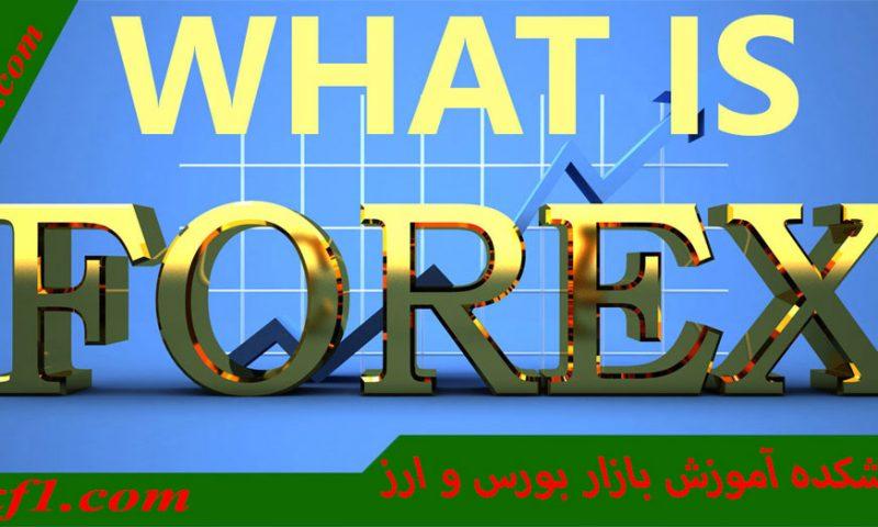 آموزش کامل و تصویری بازار ارز (فارکس)