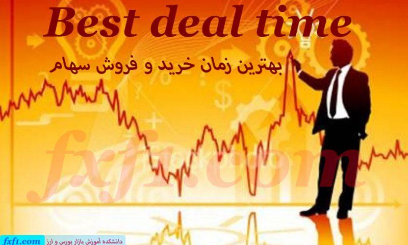 نکات طلائی در تشخیص زمان مناسب فروش سهام