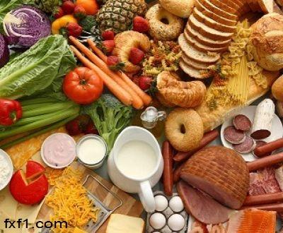 معامله گری و تغذیه مناسب