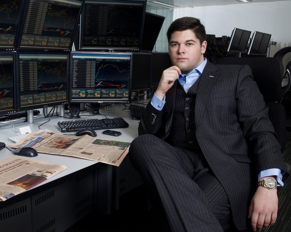 مصاحبه با معامله گر برجسته جیسون استیپلتون