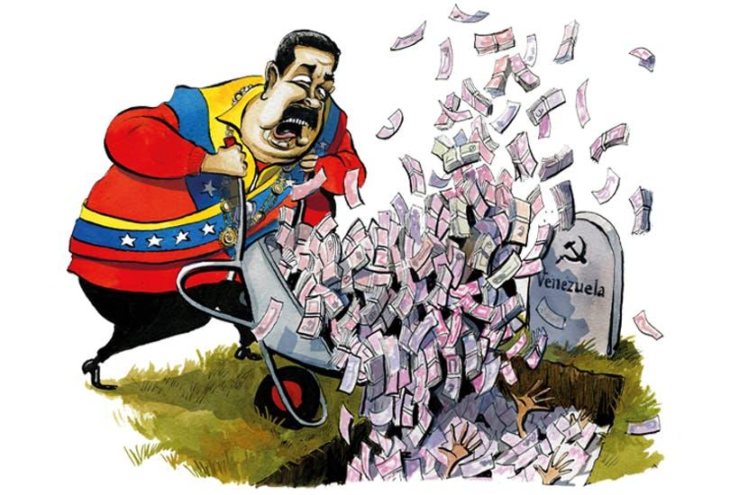 راهکار مردم ونزوئلا برای حفظ ارزش دارایی
