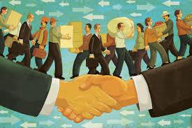 قوانین ریچارد رودز در بازارهای مالی