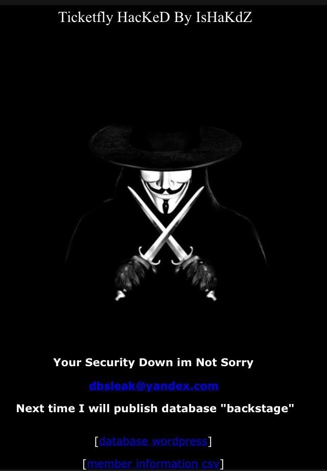 تیکت فلای باج بیت کوینی هکر را نداد و هک شد