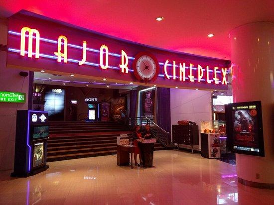 بزرگترین سینمای تایلند