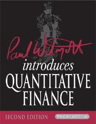 Paul Wilmott-Quantitative Finance