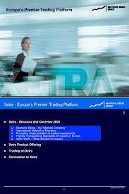 Xetra – Europe's Premier Trading Platform