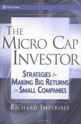 sR Imperiale – The Micro Cap Investor – Strategies For Making Big Returns In Small Companies