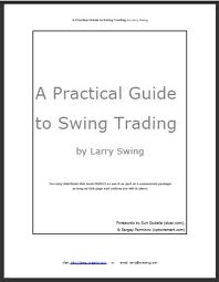 Eswing trading book