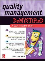 McGraw-Hill – Quality Management Demystified – A Self Teaching Guide