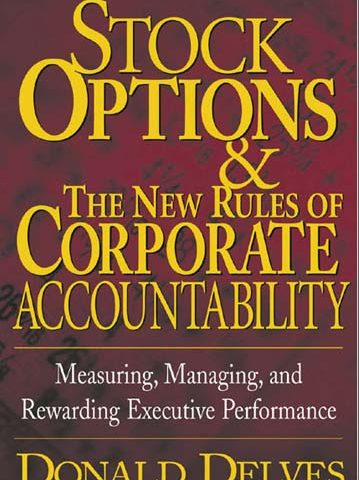 Mcgraw-Hill – Stock options and the new rules