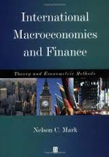 International Macro Economics and Finance