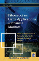 George Alexander MacLean – Fibonacci and Gann Application s
