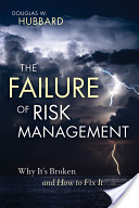 Douglas Hubbard – The Failure of Risk Management