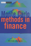 Jaeckel P. Monte-Carlo methods in finance